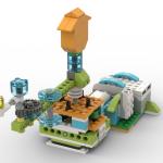 Model Sun-Earth-Moon Lego Wedo 2.0